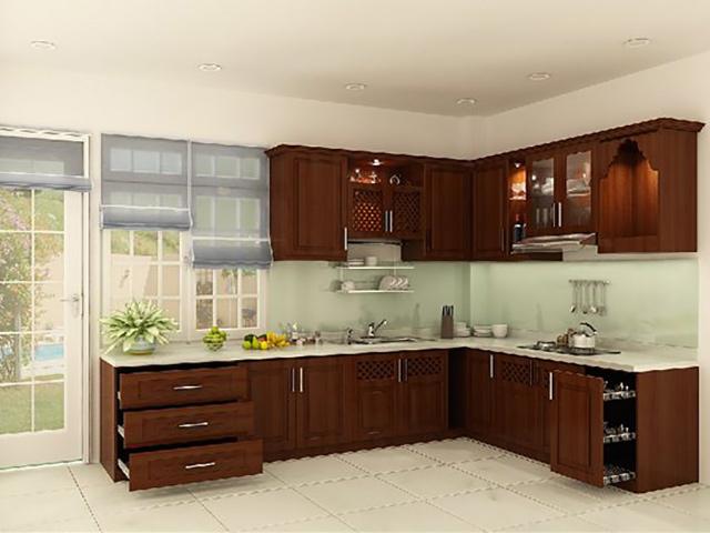 Hướng nhà bếp đẹp là hướng quay ra của bàn thờ ông táo